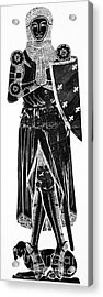 William Fitzralph D 1323 Acrylic Print by Granger
