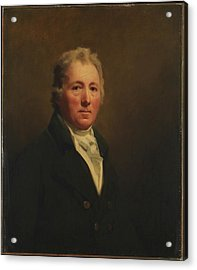 William Forsyth 1749-1814 Acrylic Print
