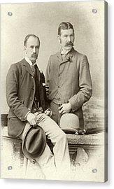 William Osler And Ramsay Wright Acrylic Print