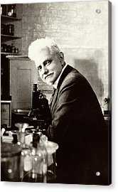 William Snow Miller Acrylic Print by American Philosophical Society