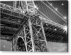 Williamsburg Bridge 5 Acrylic Print