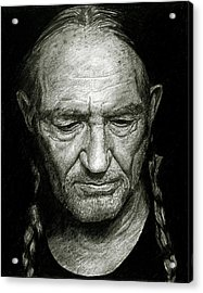 Willie Acrylic Print