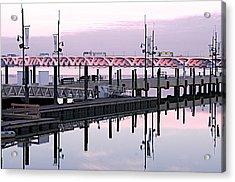 Wilson Bridge Acrylic Print