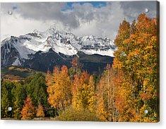 Wilson Peak Acrylic Print