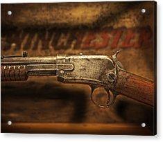 Winchester  Acrylic Print