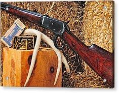 Winchester Model 92 Acrylic Print