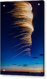 Wind As Light Acrylic Print