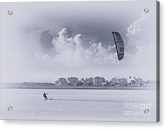 Wind Beneath My Wing Acrylic Print by Marvin Spates