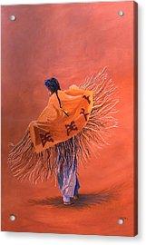 Wind Dancer Acrylic Print
