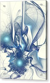 Wind In Sails Acrylic Print