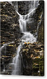 Winding Waterfall Acrylic Print