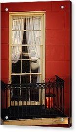 Window Access Acrylic Print