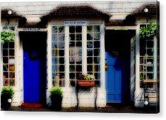 Acrylic Print featuring the photograph Window Art by Caroline Stella