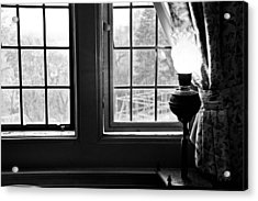 Window Acrylic Print by Fatemeh Azadbakht