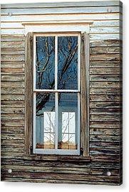Window On Georgia Acrylic Print