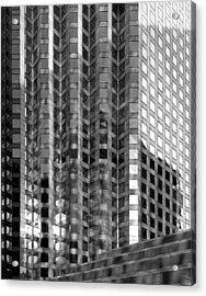 Window Patterns Acrylic Print