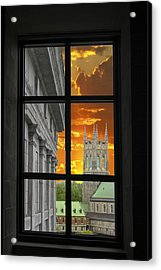 Window Series 03 Acrylic Print