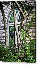 Window To Heaven Acrylic Print