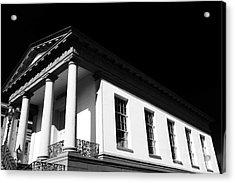 Windows Of The Confederacy Acrylic Print by John Rizzuto