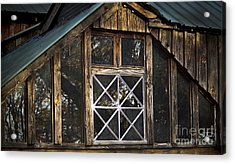 Windows Of Time Acrylic Print by Cris Hayes