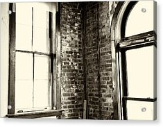Windows Of Time Acrylic Print by Karol Livote
