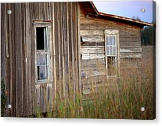 Acrylic Print featuring the photograph Windows On The World by Gordon Elwell