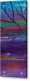 Winds Of Change Left Acrylic Print by Jessilyn Park