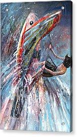 Windsurf 03 Acrylic Print