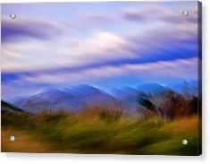 Windswept  Acrylic Print by LA Beaulieu