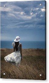 Windy Day Acrylic Print by Joana Kruse