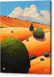 Windy Hill Revisit Panel Two Acrylic Print