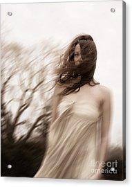 Windy Acrylic Print by Margie Hurwich