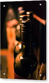 Wine For The Evening Acrylic Print