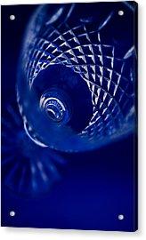 Wine Glass I Acrylic Print by Natalie Kinnear