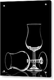 Wine Glasses  Acrylic Print