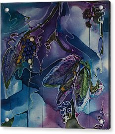 Wine Line Acrylic Print