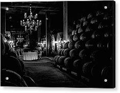 Wine Production Acrylic Print