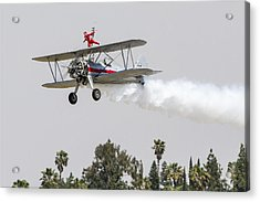 Wing Walker 1 Acrylic Print