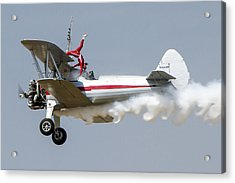 Wing Walker 2 Acrylic Print