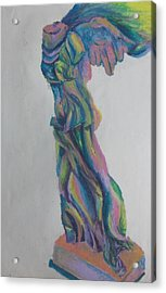 Winged Victory Acrylic Print