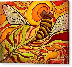 Wings Of Change Acrylic Print