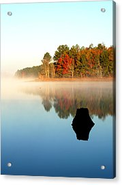 Winnsboro Reservoir-1 Acrylic Print