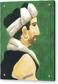 Winter Hat Acrylic Print