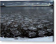 Winter In Sibley Acrylic Print
