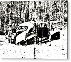 Winter Olds Acrylic Print