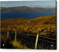Winter On Bantry Bay Acrylic Print