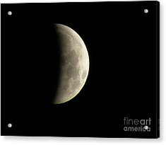 Winter Solstice 2010 Acrylic Print by Laura Yamada