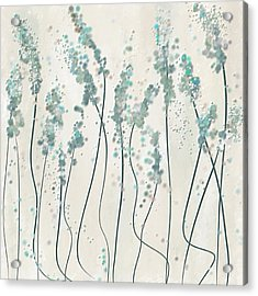 Winter Spring Acrylic Print