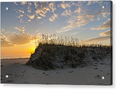 Acrylic Print featuring the photograph Winter Sunrise by Gregg Southard