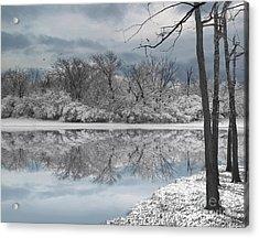 Winters Delight 6 Acrylic Print